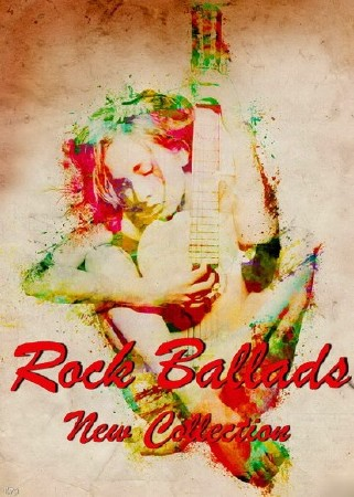 Rock Ballads - New Collection (5CD) (2000-2015) Mp3