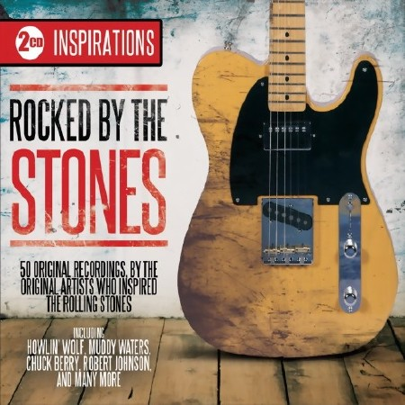 Rocked By The Stones (2CD) (2014)