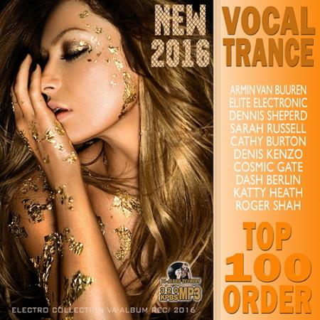 Top 100 Order: Vocal Trance (2016)