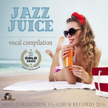 Jazz Juice: Vocal Compilation (2016)