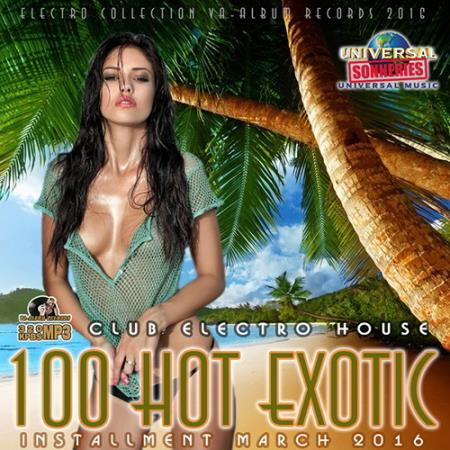 100 Hot Exotic: Electro Club House (2016)