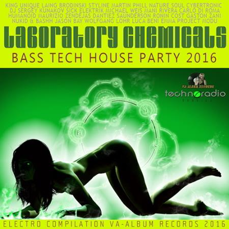 Laboratory Chemicals: Bass Techno House (2016)