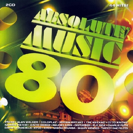 Absolute Music 80 (2CD) (2016) FLAC