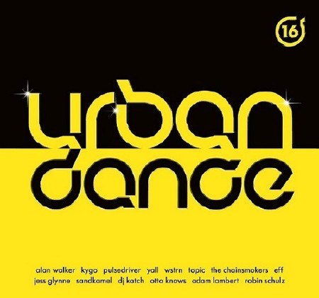 Urban Dance 16 (3CD) (2016) FLAC