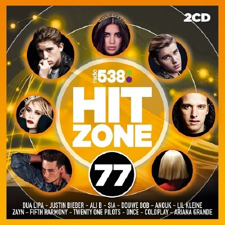 Radio 538: Hitzone 77 (2CD) (2016)