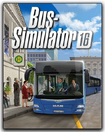 Bus Simulator 16 (Update 2 + 1 DLC) (2016/RUS/ENG/MULTi13/PC)