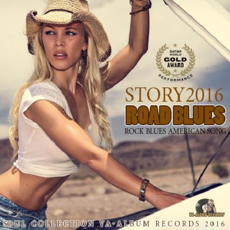Road Blues: Rock Blues American Song (2016)