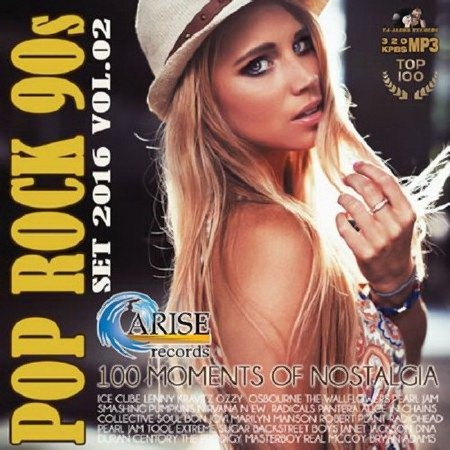 Pop Rock 90s: Vol 02 (2016) Mp3