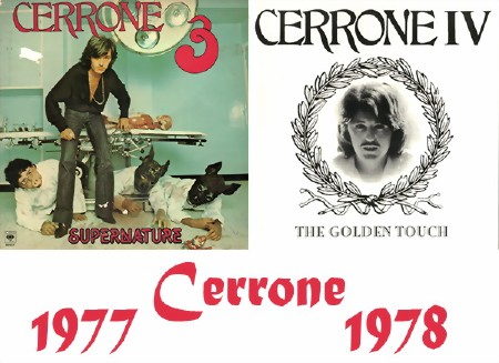 Cerrone - Supernature - The Golden Touch (1977-1978) FLAC