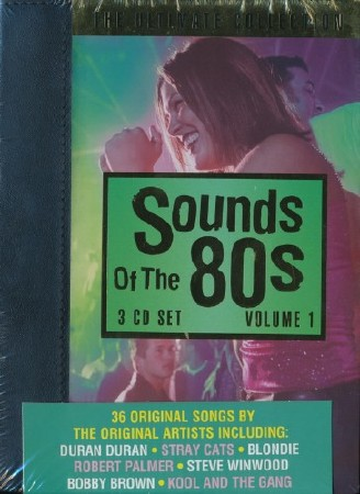 Sounds Of The 80-s VoL 1 (3CD) (1999) FLAC