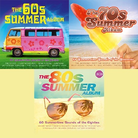 The 60s-70s-80s Summer Album (2016)