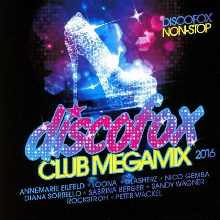 Discofox Club Megamix (2016) Mp3