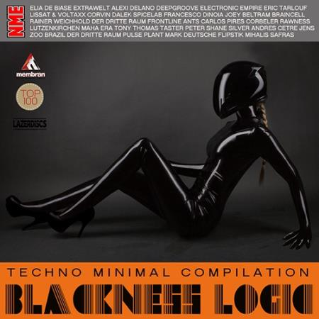 Blackness Logic: Techno Minimal Compilation (2017)