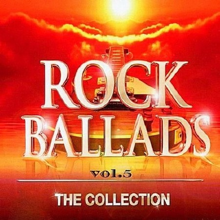 Beautiful Rock Ballads Vol.1-5 (2017)