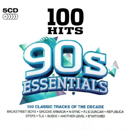 100 Hits - 90s Essentials (5CD) (2013)