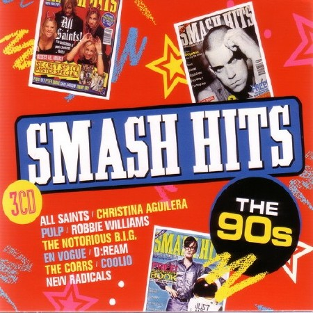 Smash Hits The 90s (3CD) (2017) Mp3