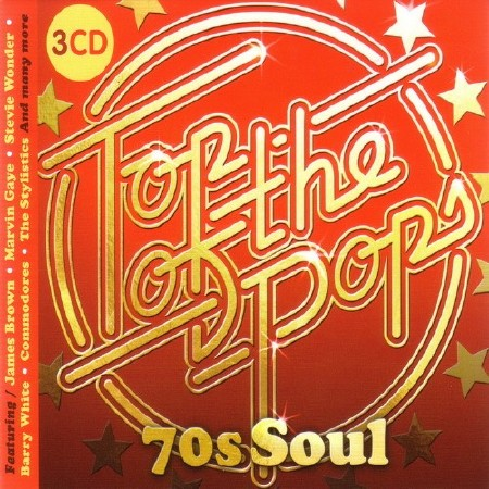 Top Of The Pops 70s Soul (3CD) (2017) Mp3