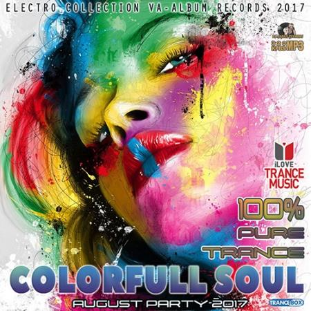 Colorfull Soul: 100% Pure Trance (2017)