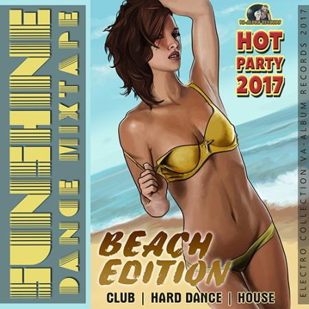 Sunshine Dance Mixtape: Beach Edition (2017)
