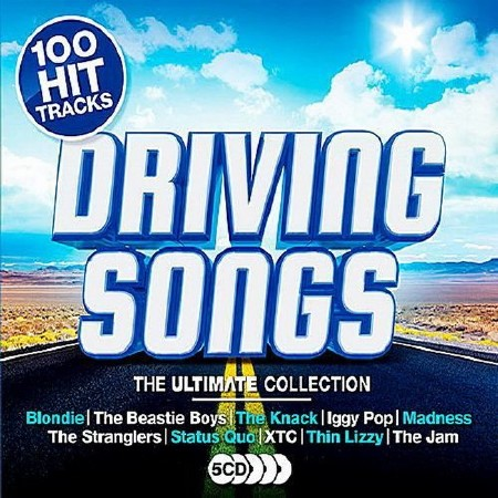 Ultimate Driving Songs (5CD) (2017) Mp3