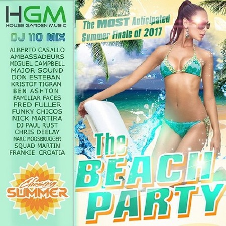 HGM The Beach Party (2017) Mp3