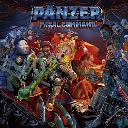Panzer - Fatal Command Limited Edition (2017)