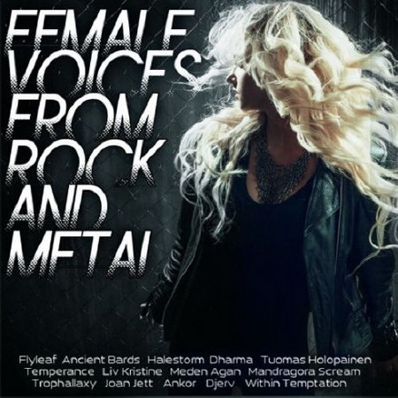 Female Voices From Rock and Metal (2017) Mp3