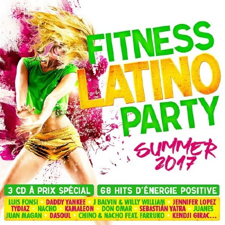 Fitness Latino Party Summer (2017) Mp3