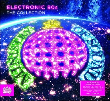 Electronic 80s - Ministry Of Sound (2017) Mp3