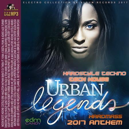 Urban Legends: Techno Party (2017)
