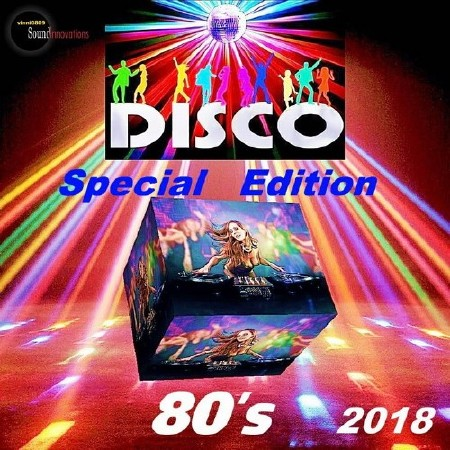 Disco 80s: Special Edition (2018) FLAC