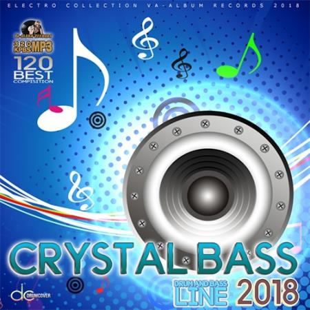 Crystal Bass: DnB Line (2018)