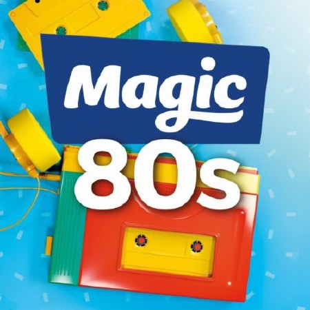Magic 80s (4CD) (2018)