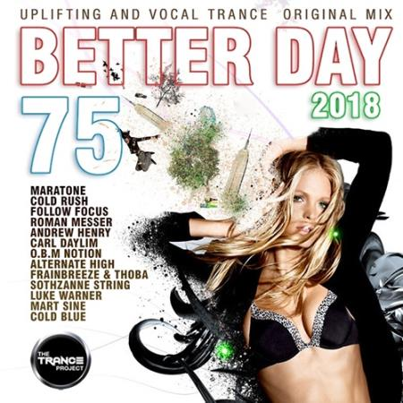 Better Day: Trance Mix (2018)