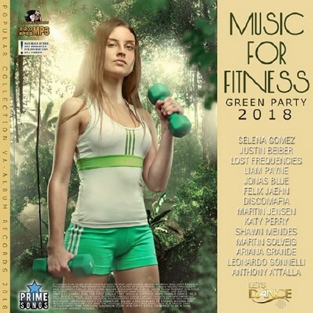 Music For Fitness Green Party (2018) Mp3