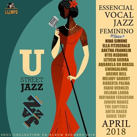 Essential Vocal Jazz Femino (2018)