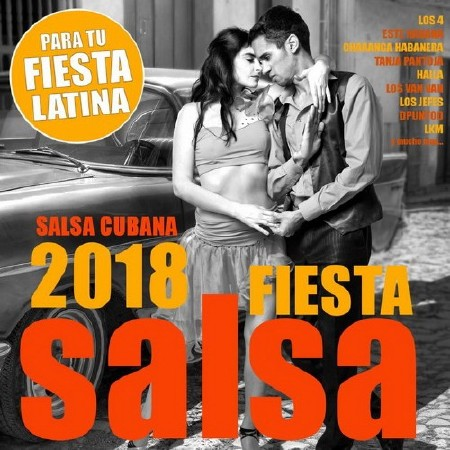 Salsa Fiesta 2018 (2018) Mp3