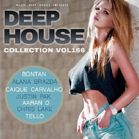 Deep House Collection vol. 166 (2018) Mp3
