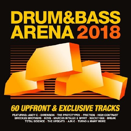 Drum And Bass Arena 2018 (2018) Mp3
