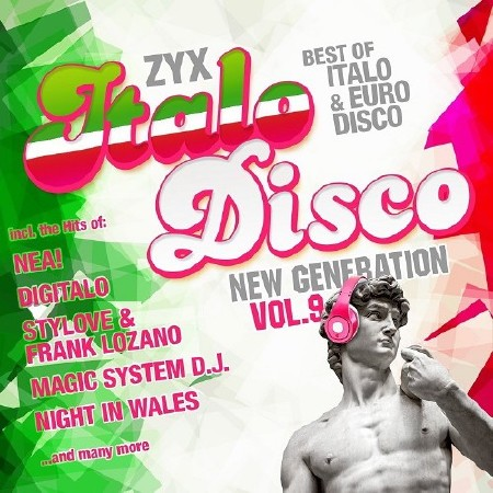 ZYX Italo Disco New Generation Vol. 9 (2CD) (2016)