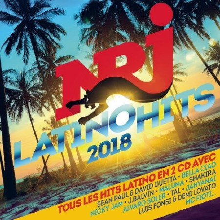NRJ Latino Hits Only! 2018 Vol. 2 (2CD) (2018)