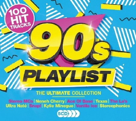 Ultimate 90s Playlist (5CD) (2018)