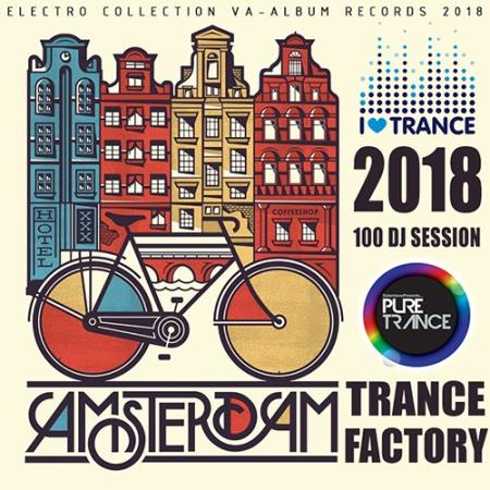 Amsterdam Trance Factory (2018)