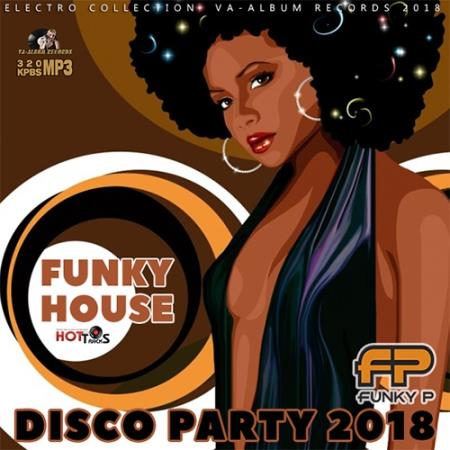 Funky House: Disco Party (2018)