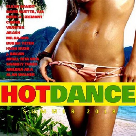 Hot Dance Summer 2018 (2018)