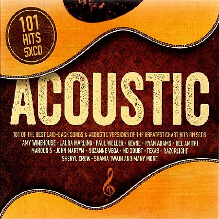 101 Acoustic (5CD) (2018)