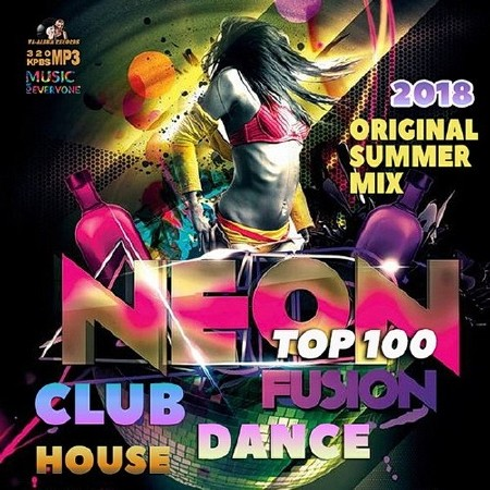 Neon Fusion Original Summer Mix 2018 (2018) Mp3
