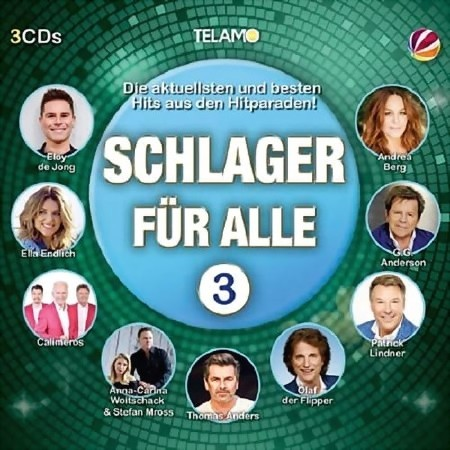 Schlager Fur Alle 3 (3CD) (2018) Mp3