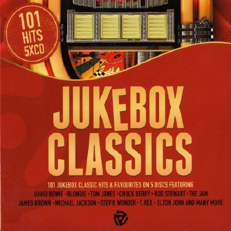 101 Hits Jukebox Classics (Box Set, 5CD) (2018)