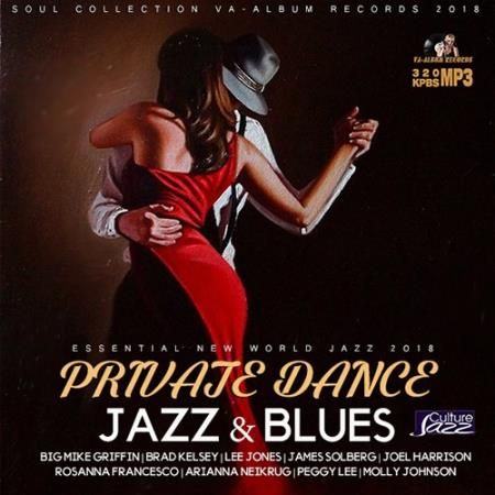 Private Dance: Jazz & Blues (2018)